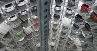 Regionalklassen - Autos - Parkhaus