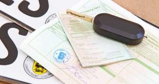 eVB Nummer - Kennzeichen, Papiere, Schlüssel