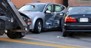 Autounfall - Schadenfall, Auto Unfall