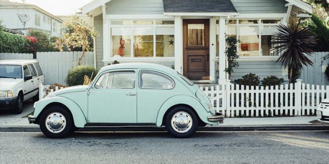 Zweitwagenversicherung - VW Beetle