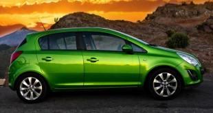 Opel Corsa Versicherung