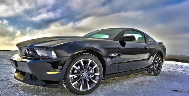 Ford Mustang Versicherung