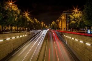 Kfz Versicherung München - München bei Nacht
