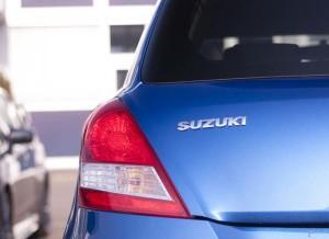 Suzuki Swift Versicherung