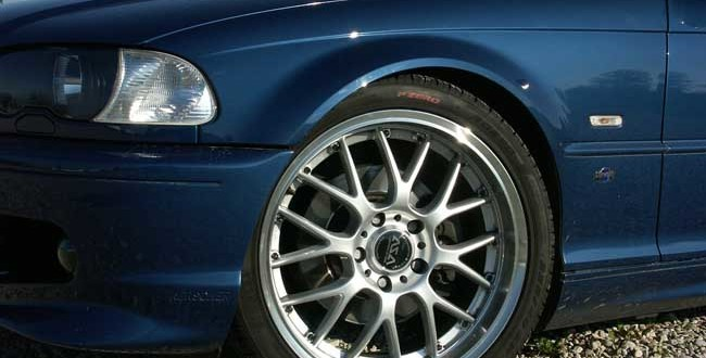 BMW 320d Versicherung
