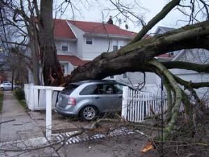 Vollkasko - Sturmschaden