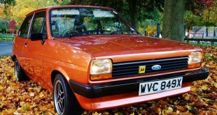 Ford Fiesta Versicherung - MK1